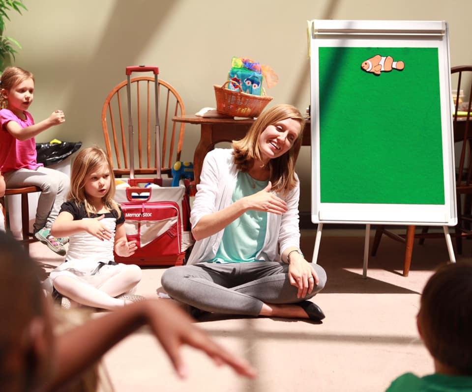 Communication Station Pediatric Speech and Sign Language