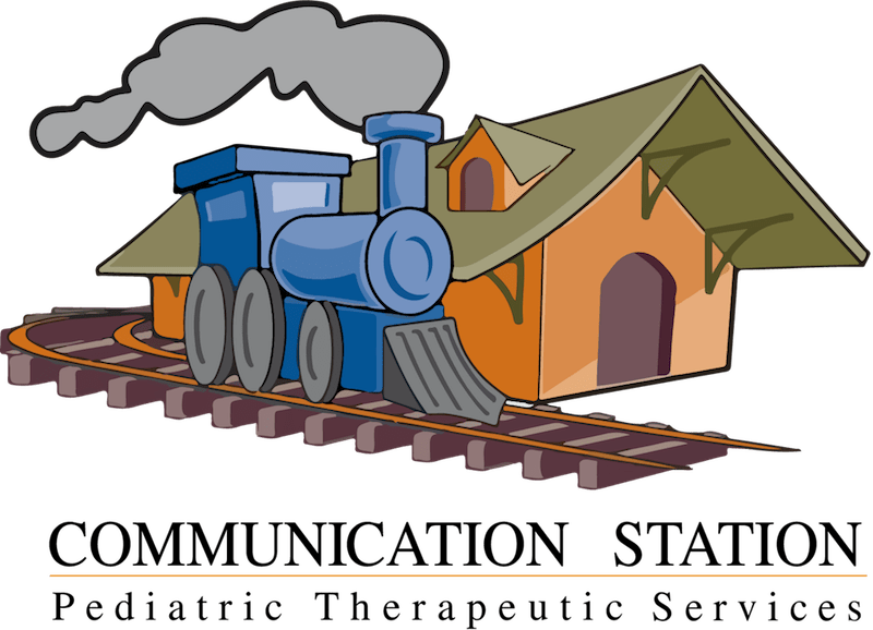 Communication Station Speech Therapy logo sq-01